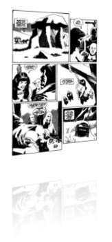 Dark Horse Comics: Eerie - Issue # 6 Page 3