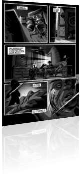Dark Horse Comics: Eerie - Issue # 6 Page 5