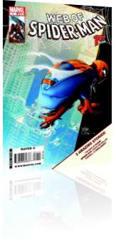 Marvel Comics: Web of Spider-Man - Issue # 1 Cover
