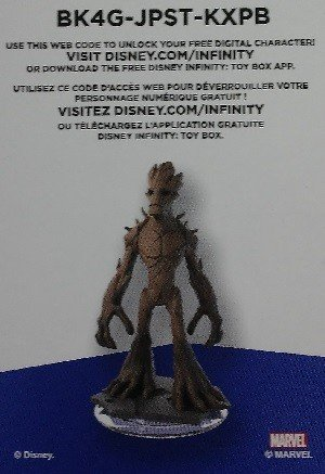 SkyBox Disney Infinity 2.0 Base Card  Groot