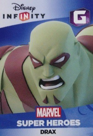 SkyBox Disney Infinity 2.0 Base Card  Drax