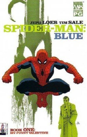 Marvel Comics Johnny Lightning Die-Cast Cars Series 3 Base Card  Spider-Man: Blue #1 ('99 Chevy Silverado)