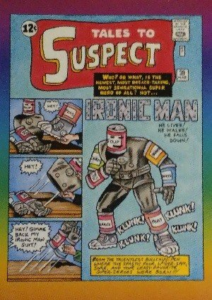 Active Marketing Defective Comics Base Card 27 Tales to Suspect No. 39