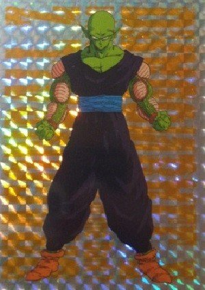 Artbox Dragon Ball Z Trading Cards Series 3 Prism Card G-7 Piccolo