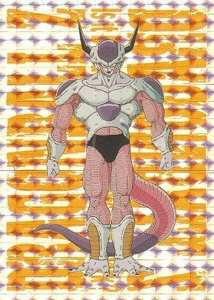 Artbox Dragon Ball Z Trading Cards Series 3 Prism Card G-9 Frieza (Second Form)