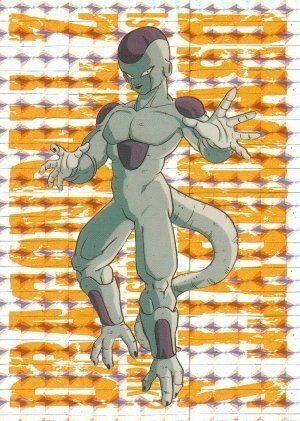 Artbox Dragon Ball Z Trading Cards Series 3 Prism Card G-6 Frieza (Fourth Form)