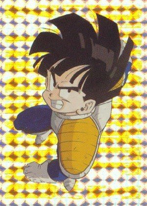 Artbox Dragon Ball Z Trading Cards Series 3 Prism Card G-5 Kid Gohan