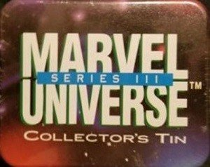 Impel Marvel Universe III   Set in tin (200 + 5)
