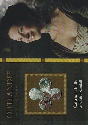 Cryptozoic Outlander Season 1 Wardrobe Card M20 Caitriona Balfe as Claire Randall