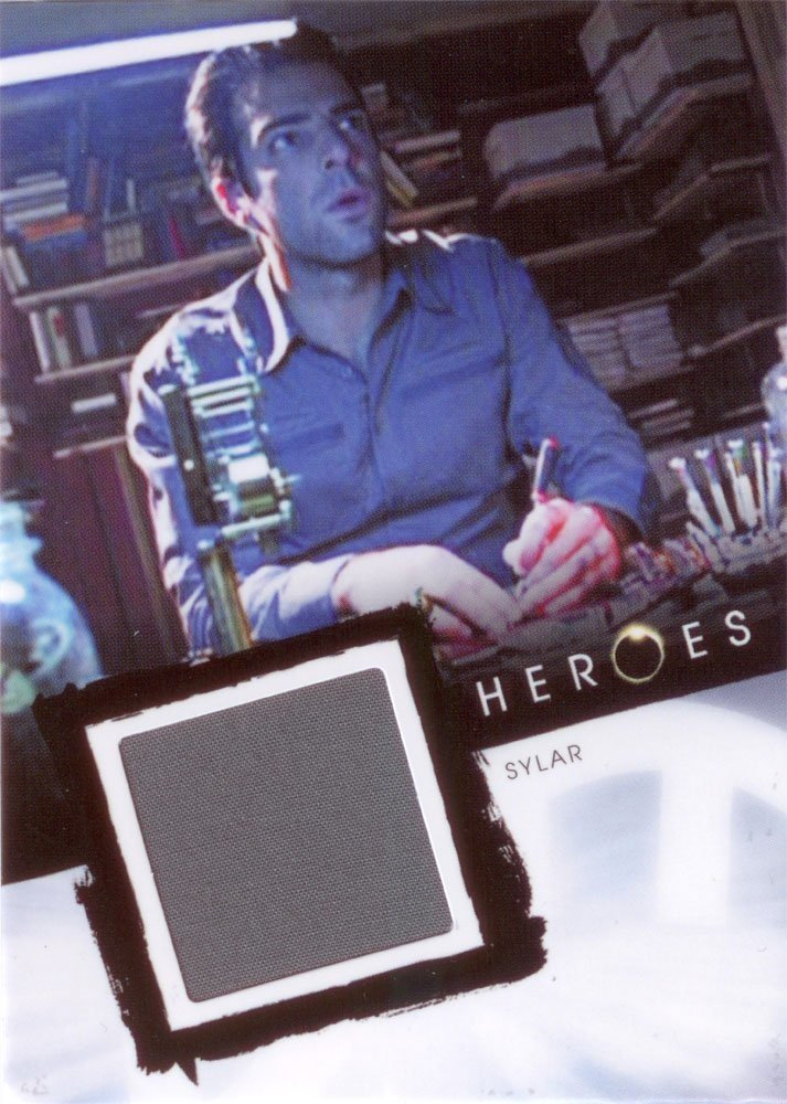 Rittenhouse Archives Heroes Archives Relic Card  Sylar