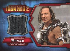 Upper Deck Iron Man 2 Memorabilia Card IMC-6 Whiplash